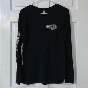 stingray steel shirt